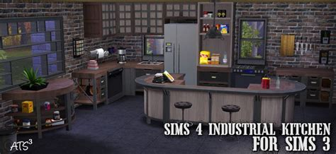 around the sims 3 downloads objects kitchen sims 4