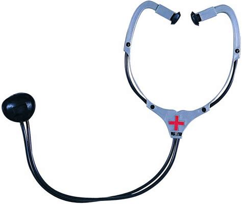 plastic toy stethoscope costumes wigs theater makeup and