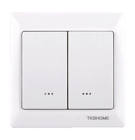 soft click light switch tkb tz66d dual z wave wall switch z wave products uk