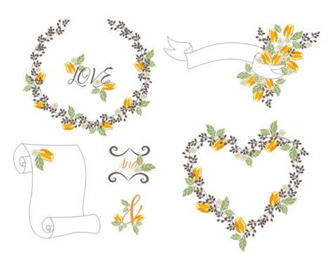 clipart fiori matrimonio clipart fiori clipart ghirlande di fiori