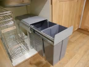 new 40l pull out kitchen waste bin sink cabinet