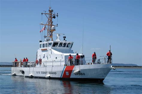 some americans believe coast guard is massive wall to keep
