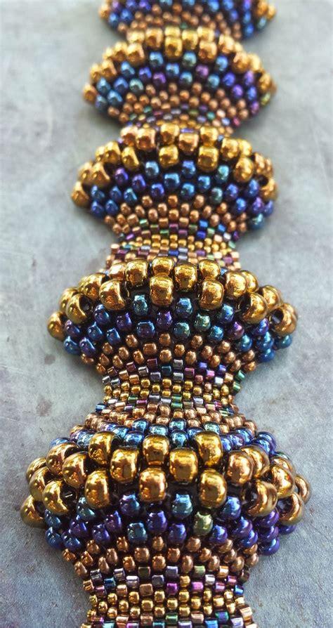 peyote beaded bracelets 25 b 228 sta id 233 erna om peyote stitch p 229