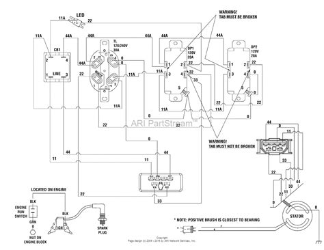 troy bilt generator wiring diagram 34 wiring diagram