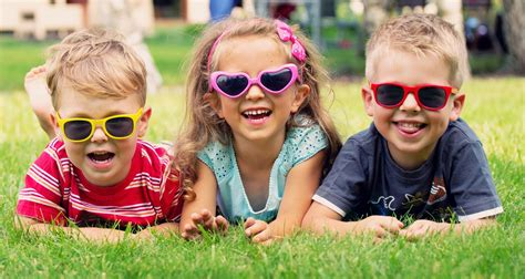 with children keep your child s eye health and safety a top priority in