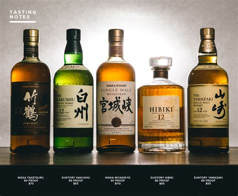 best japanese 5 best japanese whiskies gear patrol