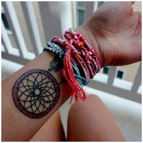 dreamcatcher tattoo designs meanings 45 amazing dreamcatcher tattoos and meanings