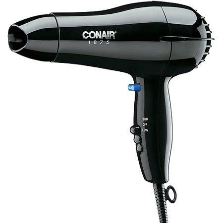 Conair Hair Dryer Not Working conair 1875 watt mid size dryer black model 247wb
