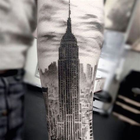 new york city tattoo 1000 ideas about new york on skyline