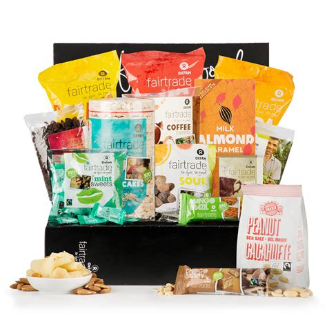 Oxfam Gifts For - oxfam fair trade 2015 sweet and savory gift box delivery