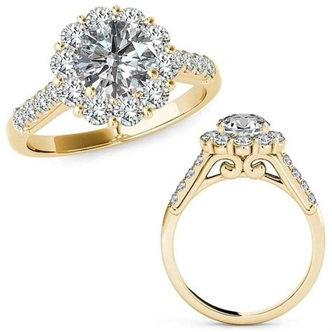 Gold Engagement Ring Designs Best Gold Engagement Rings by Top 60 Best Engagement Rings For Any Taste Budget