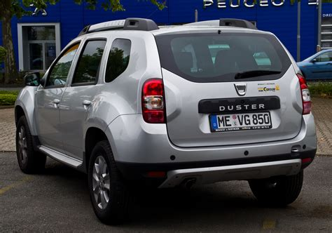 Auto Tuning Ratingen by File Dacia Duster Tce 125 4x2 Prestige Facelift