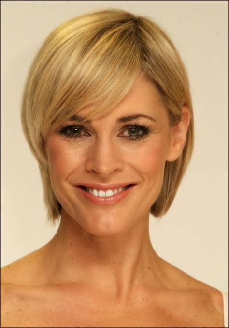 Hair Cuts For Thin Hair Oval Face Over 40 | 20 short hairstyles for oval faces hair fashion online