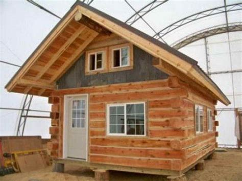 Small House Kits Montana Small Log Cabin Kits With Minimize Design Your Home