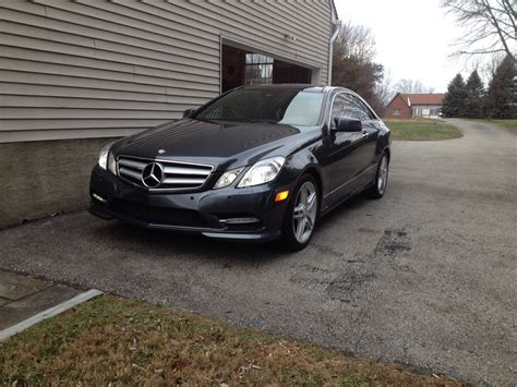 stock 2013 mercedes e550 coupe 1 4 mile trap speeds 0