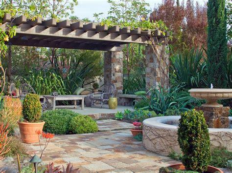 mediterranean backyard designs our favorite designer outdoor rooms outdoor spaces