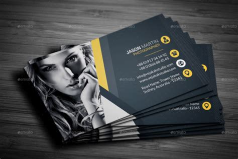 Photography Business Card Ideas 40 business card design templates free premium sles