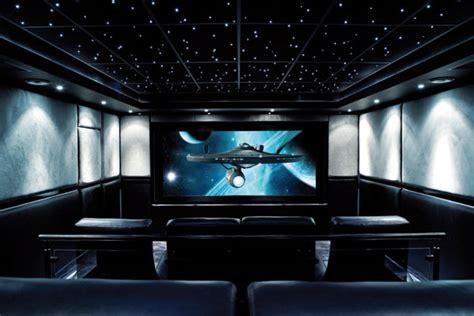 Salle De Cinema Privée 533 by Sistemi Integrati Home Theater Le Regole Basilari