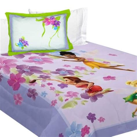 Disney Fairies Bedding Set Disney Fairies Comforter Set Magic Bedding Walmart