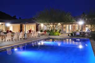Luxury House Nestled Between Mummy Camelback Mtns Paradise Valley Az