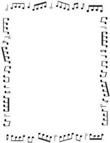 Music clipart borders clipartdeck clip arts for free