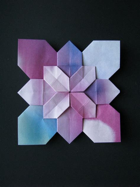 Origami Tesselations - stephen s origami eric gjerde s tessellations