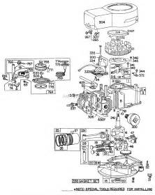 toro 16600 lawnmower 1977 sn 7000001 7999999 parts diagram for engine briggs stratton