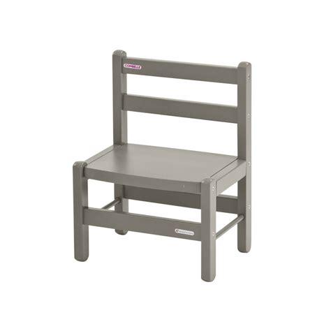 chaise enfant design chaise enfant laqu 233 gris combelle design enfant