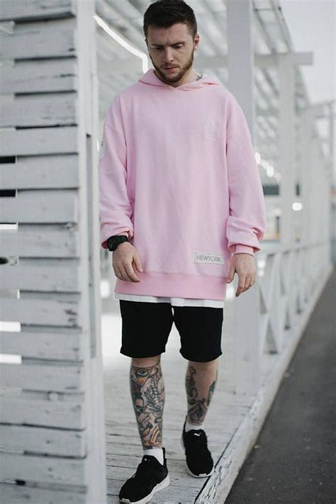 Kaos Hoodie Longline Onstreet Limited Edition oversized hoodie