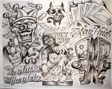 boogs tattoo designs bone collector 171 top tattoos ideas
