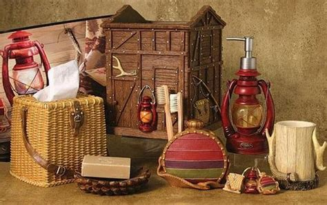 themed decor accessories lodge decorating with a rustic theme www nicespace me
