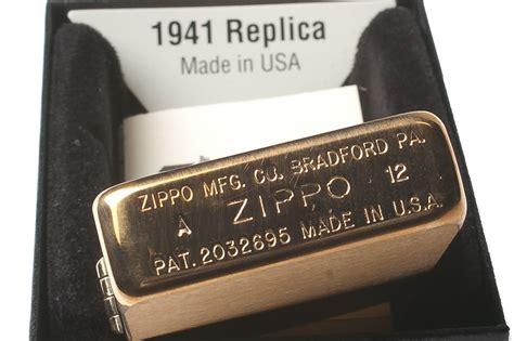 zippo vintage self edge zippo vintage 1941 repro lighter