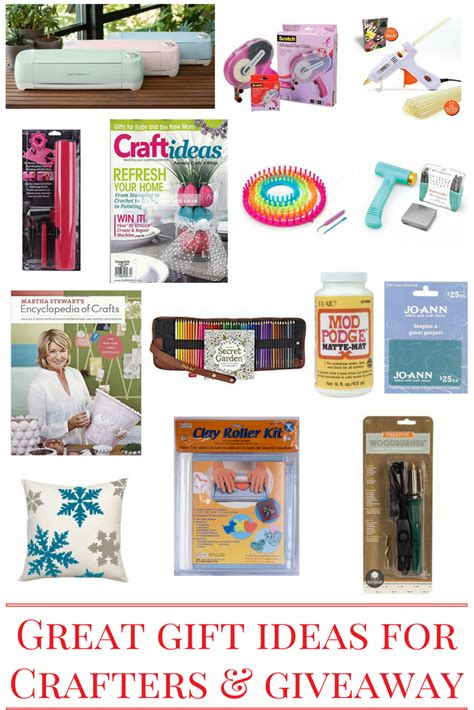 unique gifts for crafters great gift ideas for crafters walnut hollow giveaway our crafty