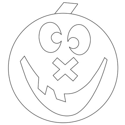 smiling pumpkin coloring pages pumpkin coloring sheets kids image search results