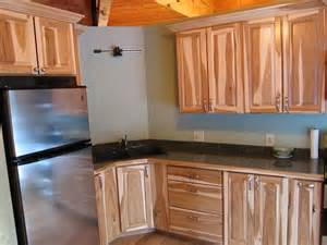Hickory Wood Cabinets Kitchens Best Hickory Kitchen Cabinets New Home Designs