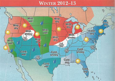 farmers almanac 2012 weather forecast wetter than normal review of farmers almanac 2012 13 winter and summer forecasts