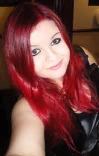 black hair to raspberry hair raspberry red hair dark brown hairs