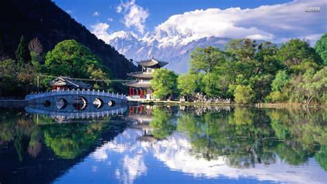 China Nature Wallpaper nature china yunnan wallpaper 1920x1080 233782