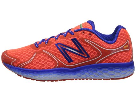 Jual New Balance Fresh Foam 980 new balance fresh foam 980 in orange for orange white lyst