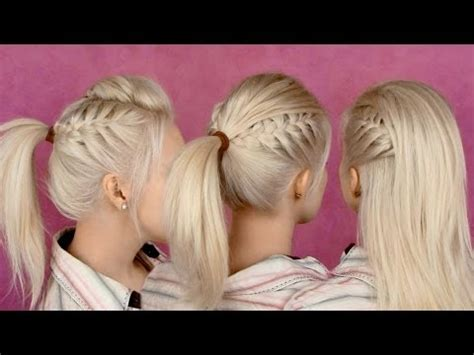 hairstyles for party youtube lilith moon back to school looks for everyday trusper