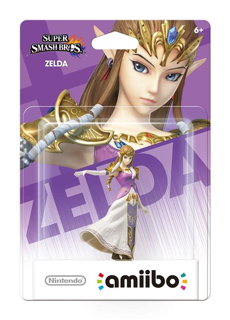 amazon zelda princess zelda and other amiibo figures are now available
