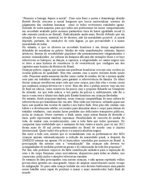 Adriana Facina - Moralizar Os Pobres | Moralidade | Morte