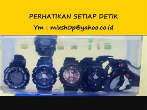 jam tangan anti air water resistant