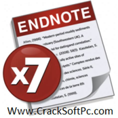 endnote x7 full version free download cracksoftpc get free softwares cracked tools crack patch