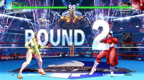 youtube film mika part 1 street fighter v chun li vs mika part 1 youtube