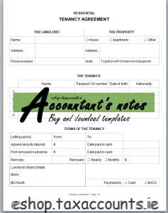 live in landlord tenancy agreement template landlords vs tenants rights and obligations accountant
