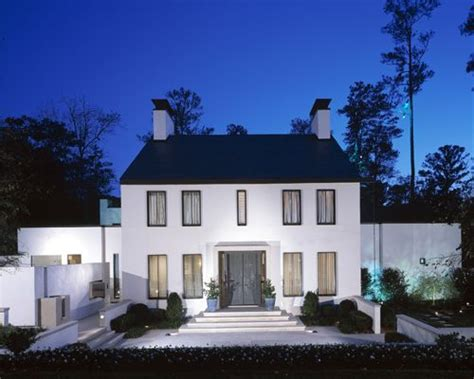 contemporary colonial homes modern colonial houzz