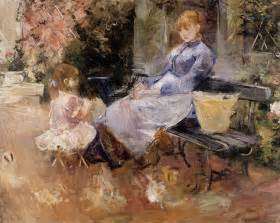 Prom Dresses Country Style - the fable 1883 berthe morisot wikiart org