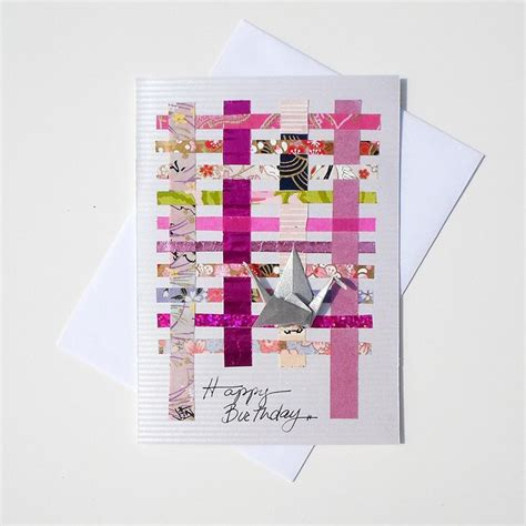 Cool Origami Birthday Cards - 1000 ideas about wedding greetings on wedding