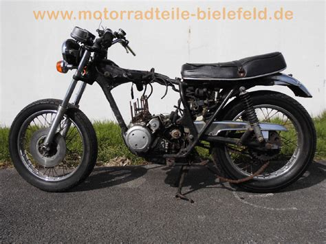 Honda Motorrad Bielefeld by Honda Cb 400 F Four Motorradteile Bielefeld De
